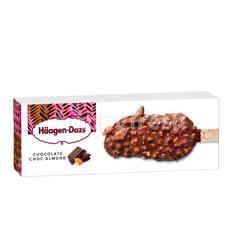 Haagen-Dazs Chocolate Choc Almond Stickbar