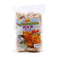 OKK Vegetarian Fragrant Mutton
