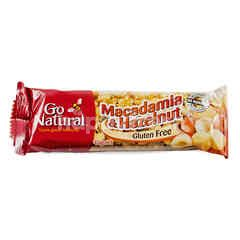 Go Natural Macadamia & Hazelnut