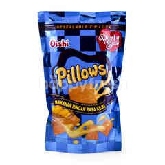 Oishi Pillows Cheese Flavor