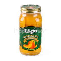 Ligo Peaches In Syrup