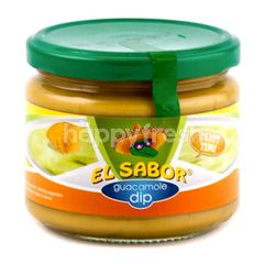 El Sabor Saus Bumbu Guacamole