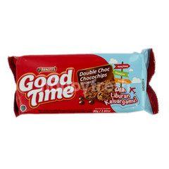 Good Time Kukis Dobel Choco Chip
