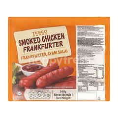 TESCO CHOICE Smoked Chicken Frankfurter