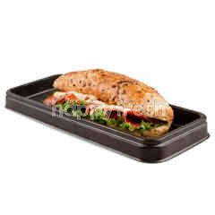 Petit Plaisir Chorizo And Crois Sandwich