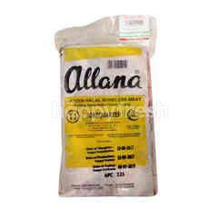 Allana Daging Halal Beku Tanpa Tulang