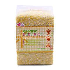 LOVE EARTH Organic Baby Rice