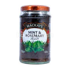 Mackays Selai Jeli Mint & Rosemary