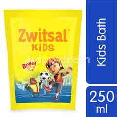 Zwitsal Kids Bubble Bath Active Fantastic Fruit