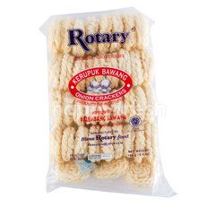 Rotary Traditional Onion Cracker Snack