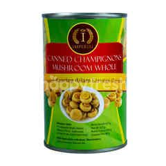 Imperial Canned Whole Champignon Mushrooms