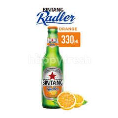Bintang Radler Orange Bottled Beer