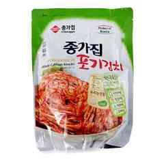 Chongga Whole Cabbage Kimchi-Poggi Kimchi