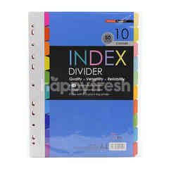 Uni Index Divider File