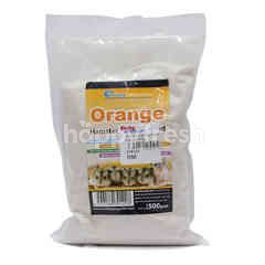 Chubby Pets Garden Orange Flavoured Hamster Bathing Sand
