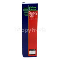 Waitrose Italian Tomato Puree Double Concentrated