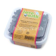 LOVE EARTH Natural Sultana Raisins