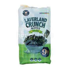 Manjun Laverland Crunch Wasabi
