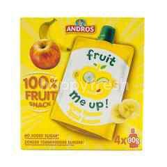 Andros Apple And Banana Puree