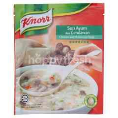 Knorr Chicken And Mushroom Soup Paste