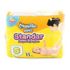 MamyPoko Standard Baby Pants Diaper S