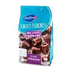 Bahlsen Crispy Mini Wafer Rolls - Milk Chocolate