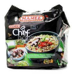 Mamee Chef Spicy Chicken Shiitake Flavour