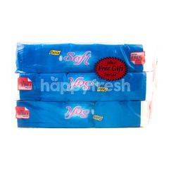 Cutie Soft Twin Ply Tissue