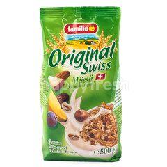 Familia No Sugar Added Original Swiss Muesli