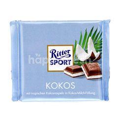 Ritter Sport Kokos Chocolate