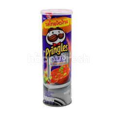 Pringles Tom Yum Song Kreung Potato Crisp