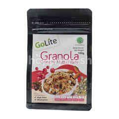 Go Lite Crunchy Nutty Fruity Granola