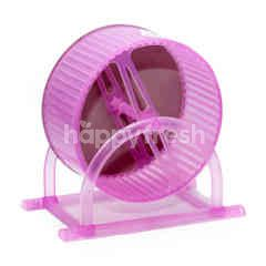 New Age Hamster Silent Wheel (Pink)