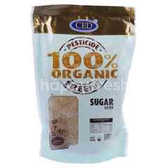 CED 100% Organic Sugar 850G