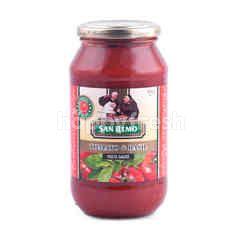 San Remo Tomat dan Kemangi