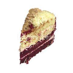 Red Velvet Cheesecake (Slice)