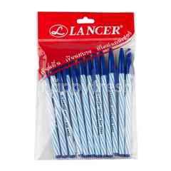 Lancer Blue Pen 12 Pcs.