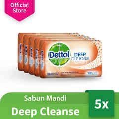Dettol Sabun Batang Radiance