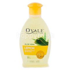 Ovale Aloe Vera Lemon Facial Lotion