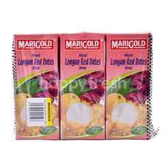 Marigold Mixed Longan Red Dates Fruit Drink (6 Packs)