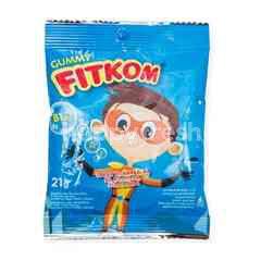Gummy Fitkom Kembang Gula Jeli Aneka Rasa