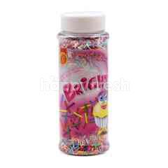DOLLAR SWEETS Bright Sprinkles