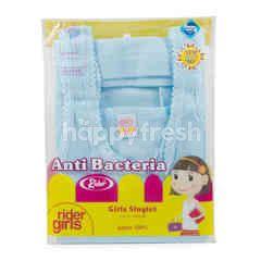 Rider Girls Singlet Style No R206 BB Size M Anti Bacteria