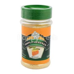 Green Valley 100% Keju Parmesan Parut