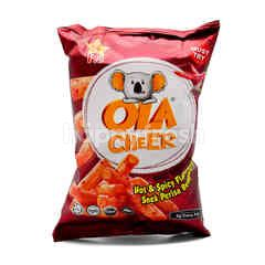 Ola Cheer Hot & Spicy Flavoured