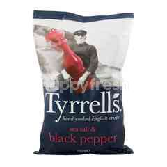 Tyrells Black Pepper Snack