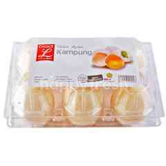 Choice L Kampong Chicken Egg (6 pieces)