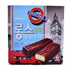 Crown Chocolate & Marshmallow Stickcake (6 Cakes)