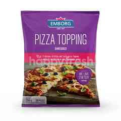 Emborg Pizza Topping Cheese Shredded