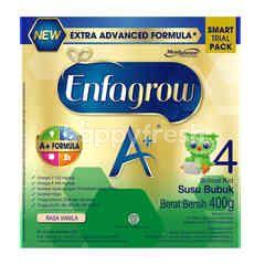 Enfagrow A+ Formula 4 Powdered Vanilla Milk 3-12 Years Old